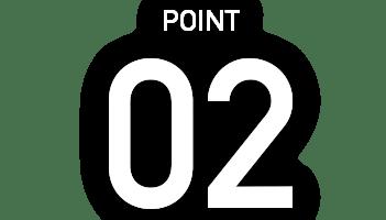 POINT 02 充実のラフティング環境。ゴール地点での更衣室やBBQなど、あったらいいなを網羅した設備。